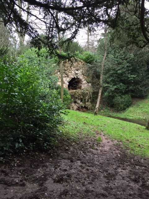 The Grotto at Stowe Gardens