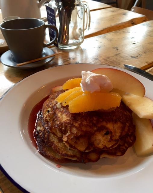 Vegan pancakes cardiff