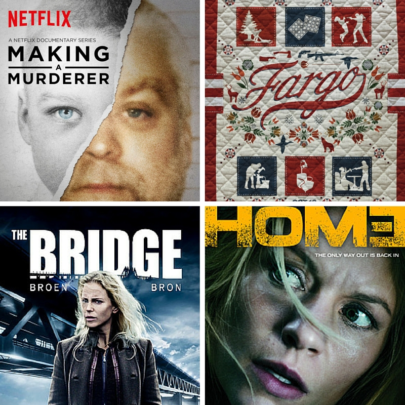 January 2016 TV recommendations