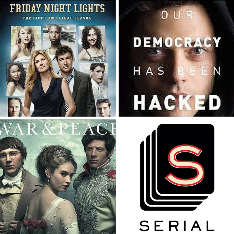 February 2016 TV recommendations