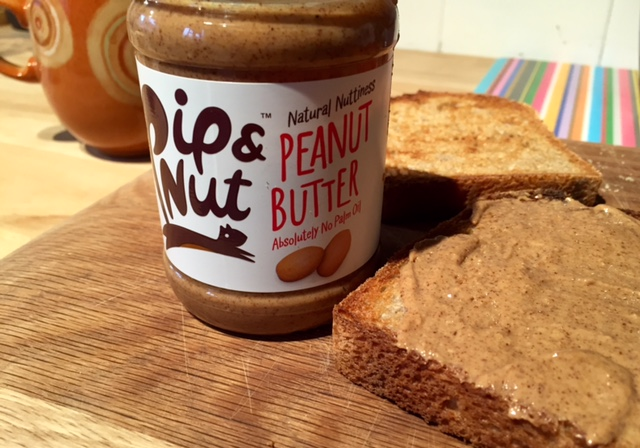 Pip and nut peanut butter