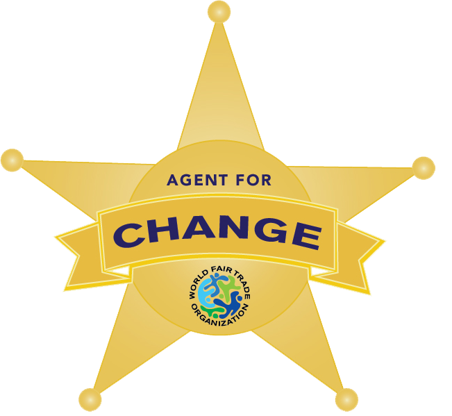 #agentforchange Badge