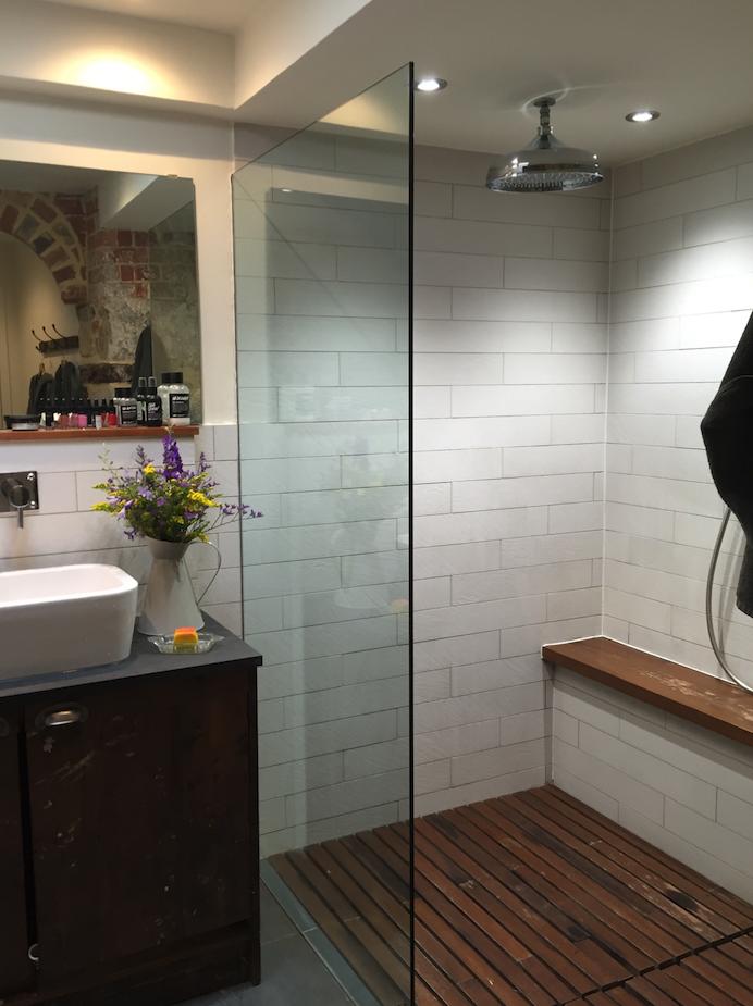 Lush Spa Poole Shower