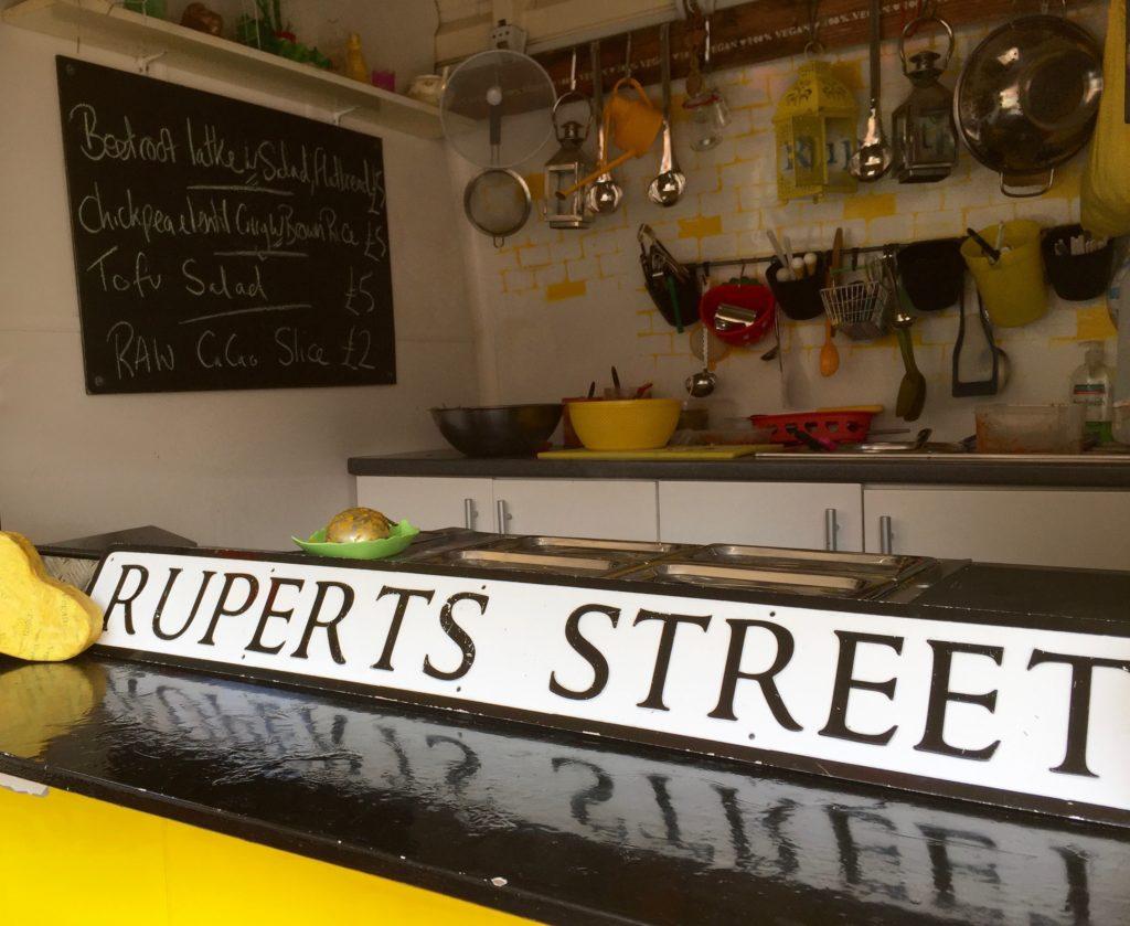 Rupert's street at Bitten Street