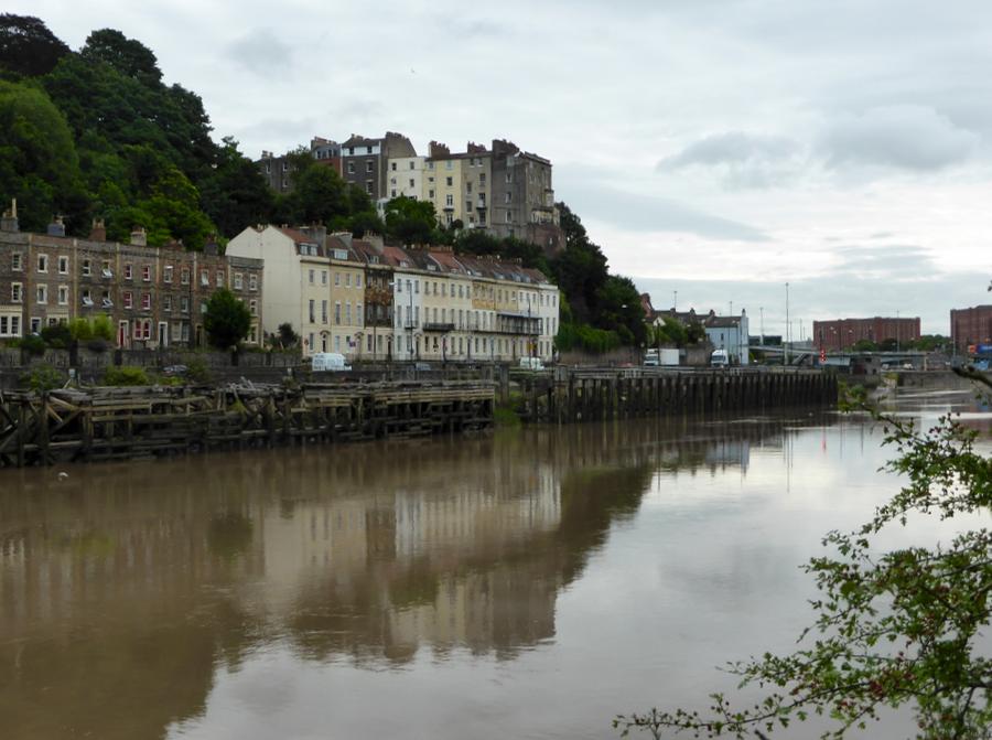 River Avon in Bristol
