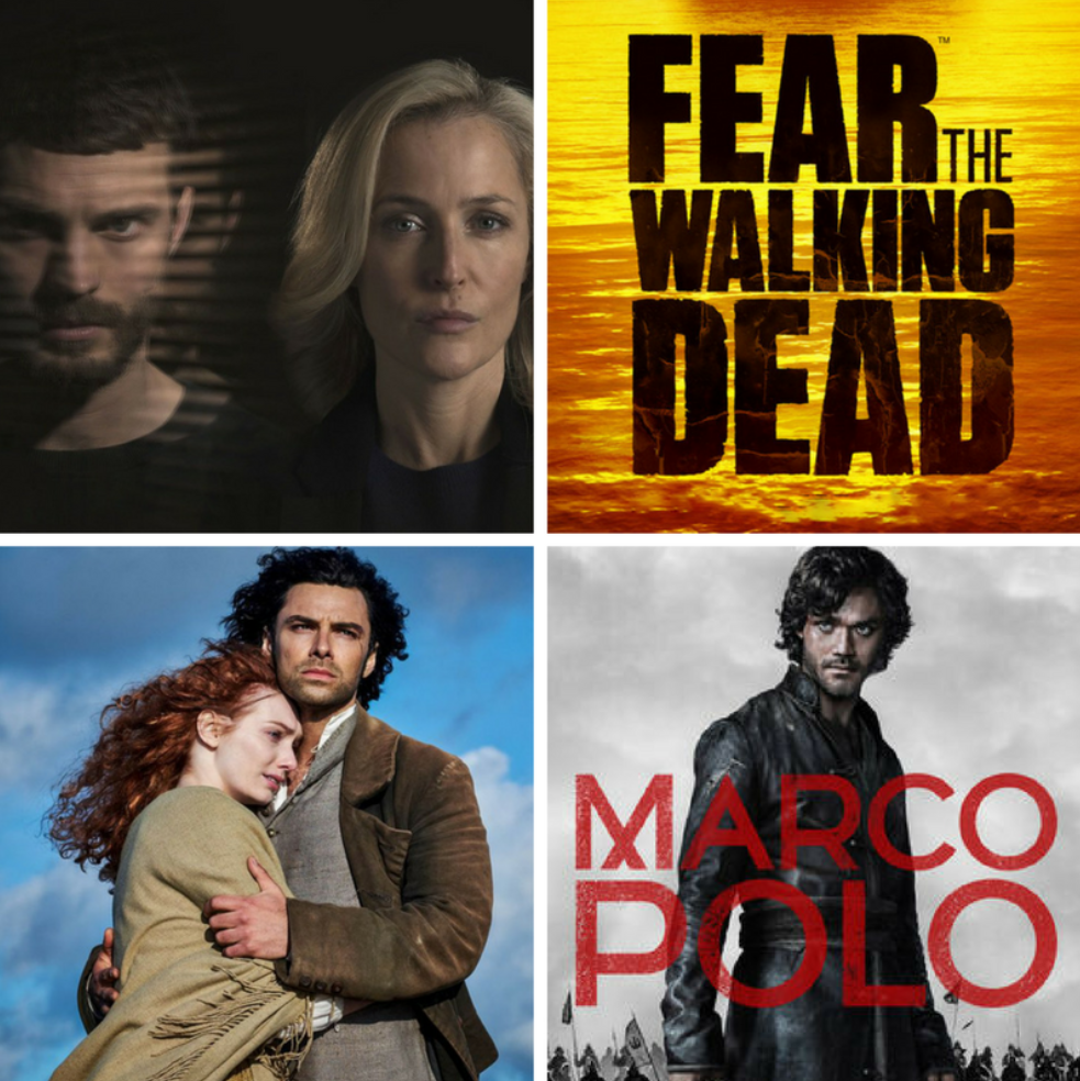 october tv recommendations