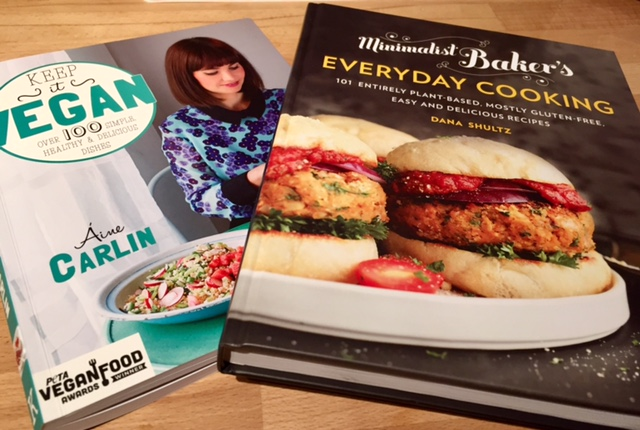 vegan cookbooks