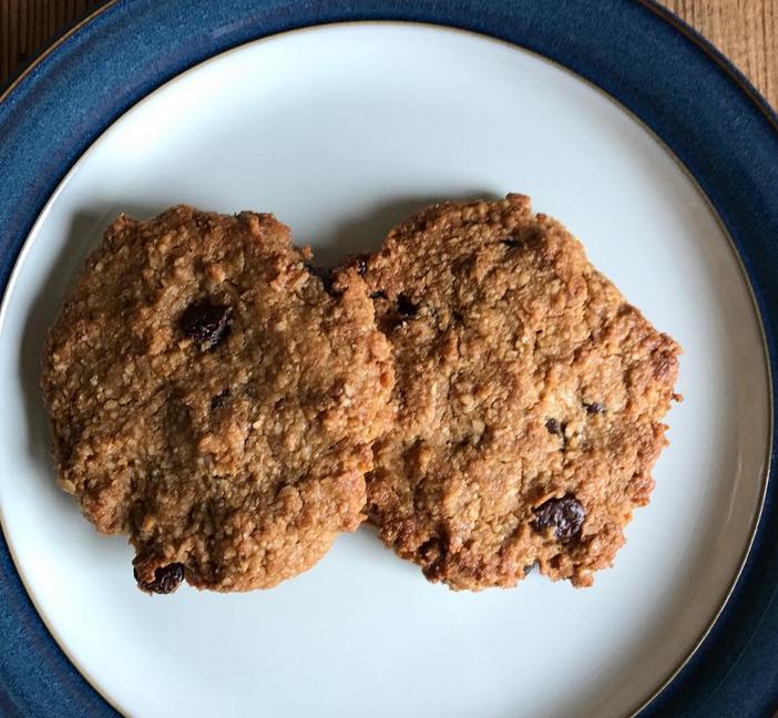 Minimalist Baker cookies