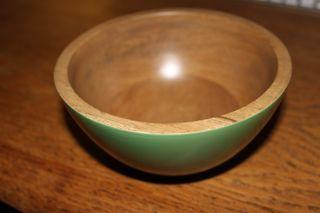 Coln Art Wooden Bowl