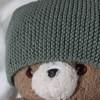 Brownie Modelling the Crafty Chai Headband
