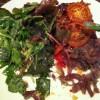 Veggie Pie at Turl Street Kitchen