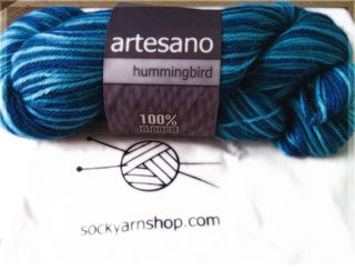 Wool from Sock Yarn Shop