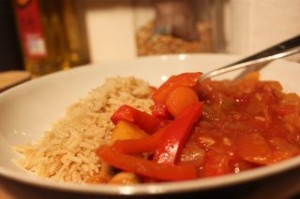 Easy Veg Curry