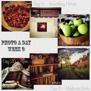 Photo a Day - Week 3