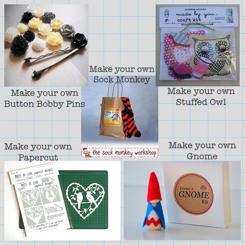 Christmas Wish List - Craft Kits