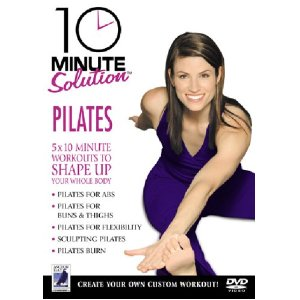 10 Minute Solution Pilates