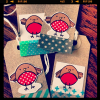 Robin Gift tags