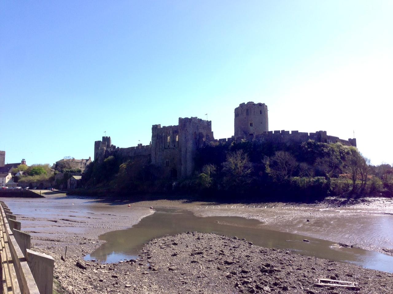 Castle in the sun