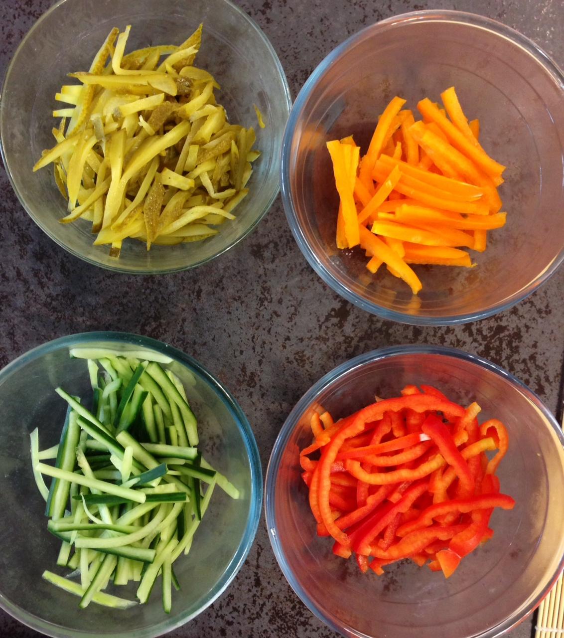 Veggie Fillings