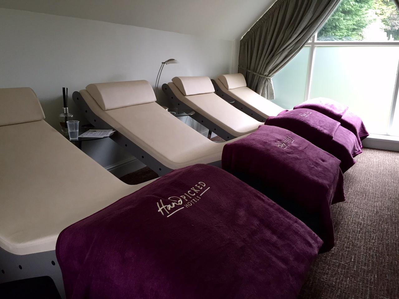Fawsley Hall Back Massage