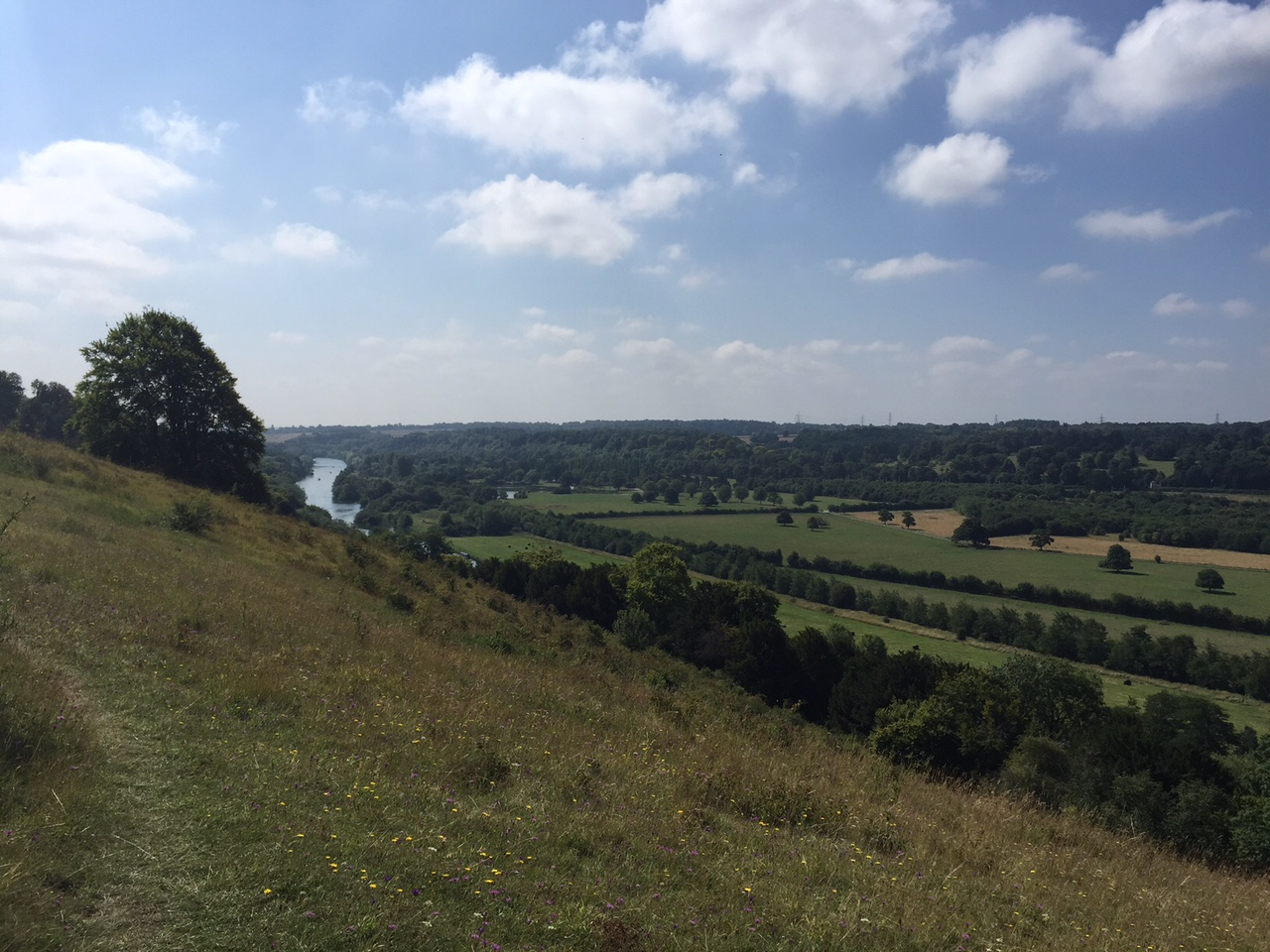The view from Hartslock
