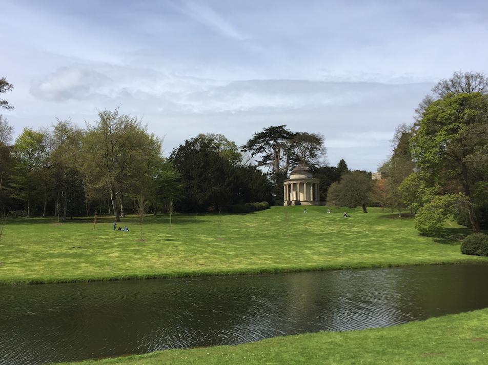 Spring at Stowe Gardens