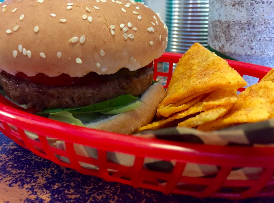 Vx Classic burger