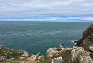 Walking Pembrokeshire coastal path