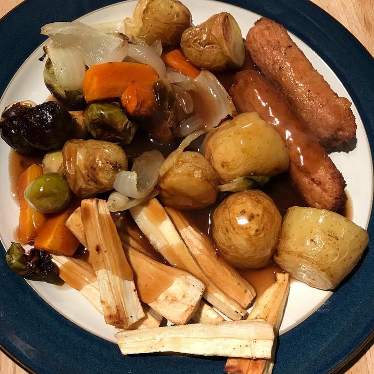 Vegan Roast